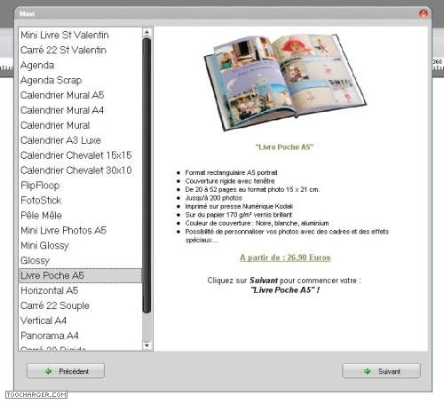 Comment creer un album photo logiciel gratuit pour faire un album - Comment creer un journal ...