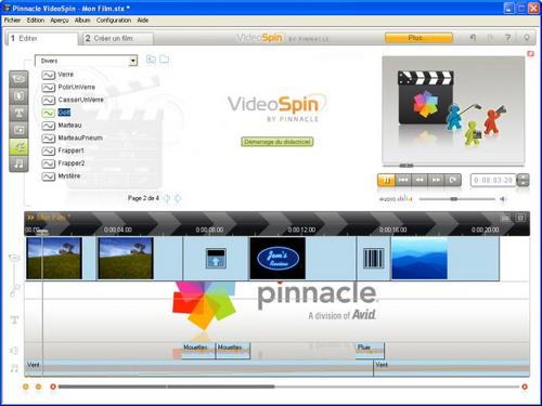 3 logiciels gratuit pour cr er un montage photo avec musique - Logiciel pour couper musique mp3 gratuit ...