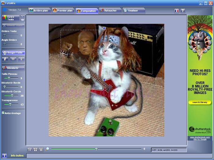logiciel pour photo trucage