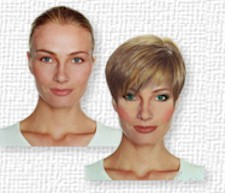 hair pro - Logiciel Coloration Cheveux Gratuit