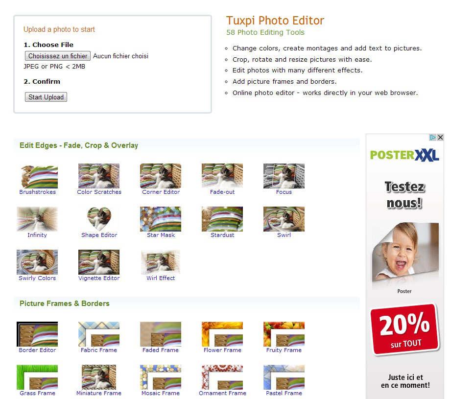 3 sites pour crire un texte sur les photos photo montage. Black Bedroom Furniture Sets. Home Design Ideas