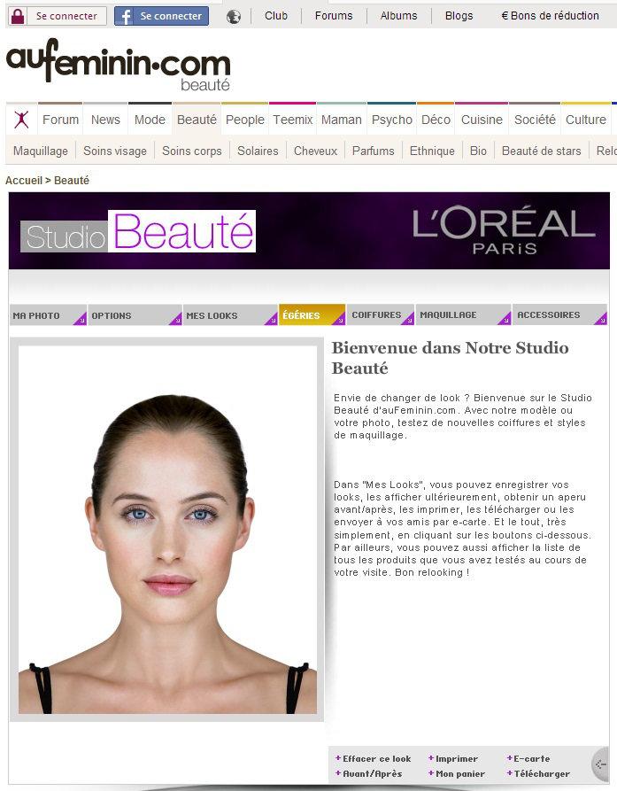 Logiciels gratuit pour coupe de cheveux virtuel for Logiciel changer coupe de cheveux