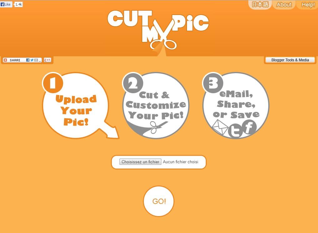 Comment recadrer rogner une photo en ligne site gratuit for Outil miroir photoshop