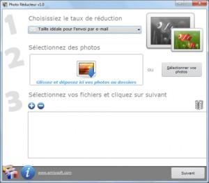 La plate-forme de partage de photos de Google. Pour envoyer un/des fichier(s), ça se passe en 3 étapes: - Sélectionner le(s) fichier(s) à envoyer - Entrer l'/les adresse(s) mails des destinataires - Rédiger un message personnel (facultatif) et cliquer sur