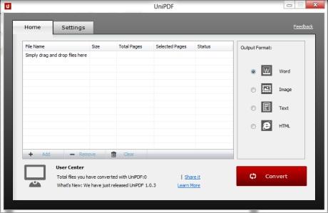 Transformez des images JPEG en PDF en ligne. Convertissez vos fichiers  gratuitement sans avoir à installer l'application et l'enregistrement.