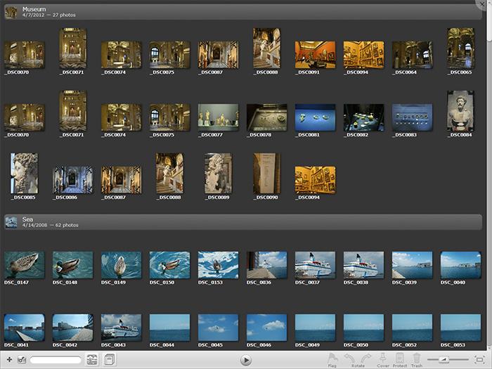 3 logiciels de gestion de photos pour trier g rer. Black Bedroom Furniture Sets. Home Design Ideas