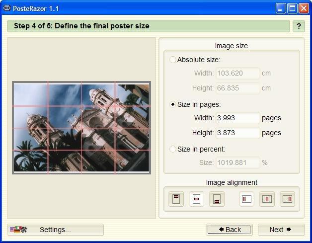 Comment faire un poster mural grand format logiciel gratuit - Faire un poster avec plusieurs photos ...