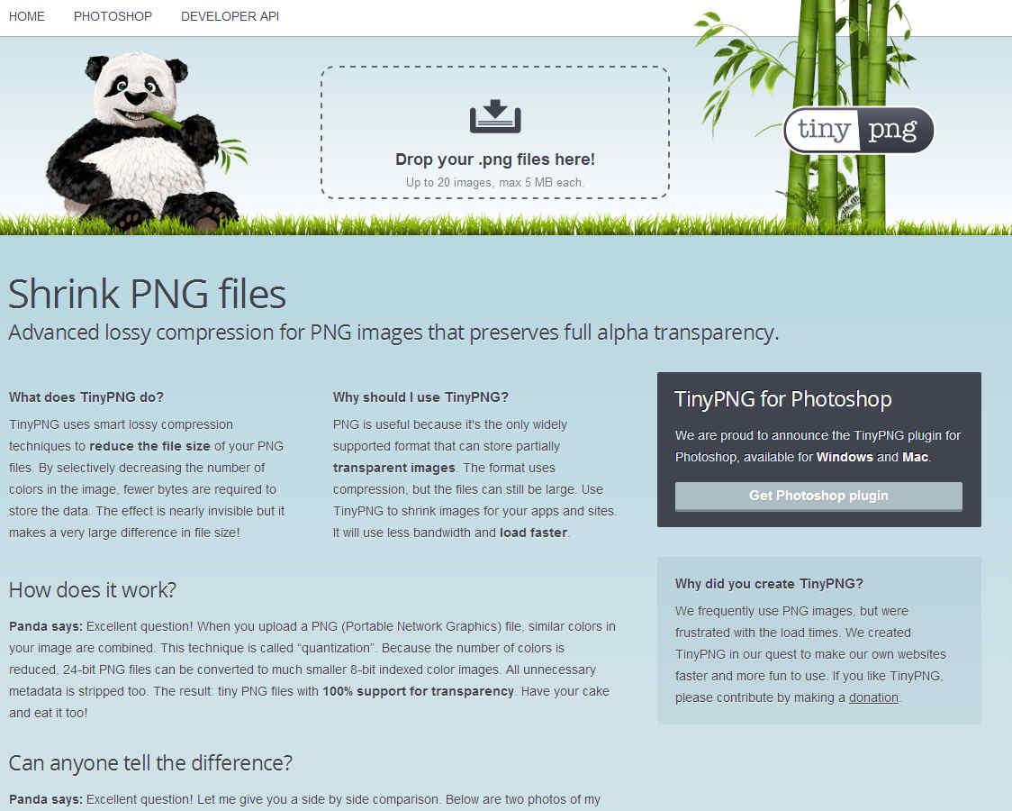 3 sites pour compresser des photos en ligne gratuitement