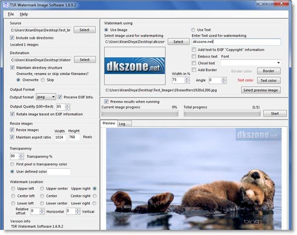 3 logiciels gratuits pour ajouter un copyright sur une photo