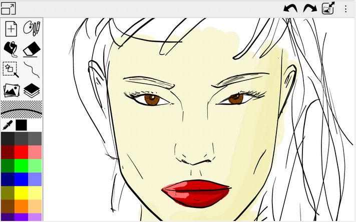 Appli Pour Dessiner Sur Les Photos 3 applications gratuite pour dessiner et peindre sur android